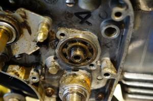ロイヤルエンフィールドのミッション修理&メグロK2の中古車