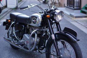メグロ1Kスタミナ 初期型 中古車