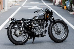 RoyalEnfield BULLET Custom