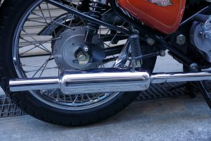 ロイヤルエンフィールド 旧型BULLET 350cc中古車入荷です!