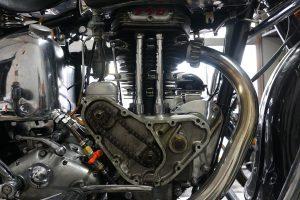 メグロZ7の修理&あさって火曜日は車検です