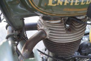 ロイヤルエンフィールド エンジン腰上オーバーホール
