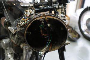 Royal Enfield 修理&整備
