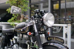 Royal Enfield Cafe racer