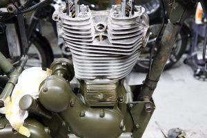 ロイヤルエンフィールド チューニングエンジン