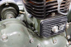 ロイヤルエンフィールド エンジン修理&ちょっとチューニング