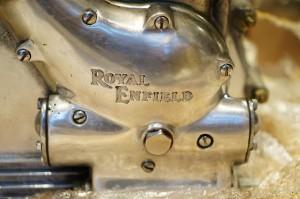 ロイヤルエンフィールド アイアンモデル 500ccエンジン