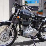 royalenfield classic500efi custom