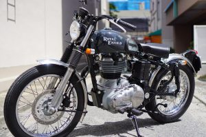 royalenfield classic500efi custom
