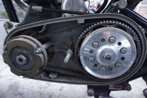 ロイヤルエンフィールド BULLET350 エンジン612cc