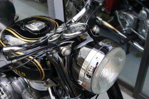 ロイヤルエンフィールド BULLET350 中古車 旧型アイアンモデル