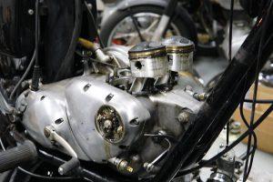 トライアンフ T140 エンジン修理 オーバーホール