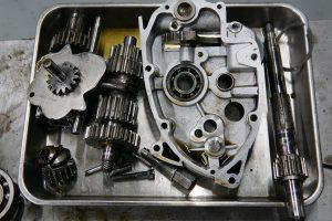 トライアンフ T140 エンジン修理オーバーホール3