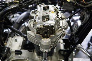 カワサキ W650のエンジンボアアップ&修理