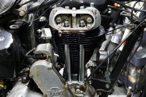 マチレス G3L エンジン腰上オーバーホール2