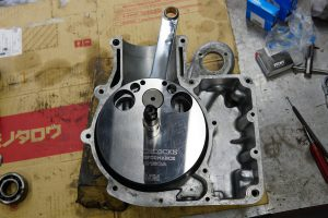 ロイヤルエンフィールドのエンジンチューニング スペシャルクランクで612cc化