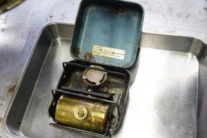 オプティマス製 弁当箱の修理