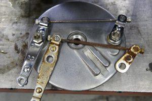 中古車の納車整備開始!ロイヤルエンフィールドとカワサキW1